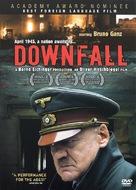 Der Untergang - DVD cover (xs thumbnail)