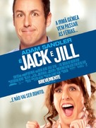 Jack and Jill - Portuguese Movie Poster (xs thumbnail)