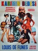 Hibernatus - Turkish Movie Poster (xs thumbnail)