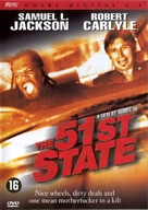 The 51st State - Dutch DVD cover (xs thumbnail)