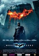 The Dark Knight - Polish Movie Poster (xs thumbnail)