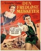 The Fighting Guardsman - German Movie Poster (xs thumbnail)