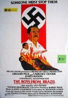 The Boys from Brazil - Australian Movie Poster (xs thumbnail)