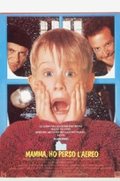 Home Alone - Italian Movie Poster (xs thumbnail)