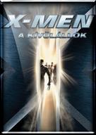 X-Men - Hungarian DVD movie cover (xs thumbnail)