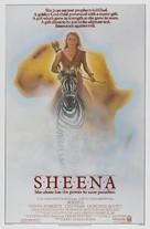 Sheena - Movie Poster (xs thumbnail)