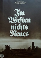 All Quiet on the Western Front - German poster (xs thumbnail)