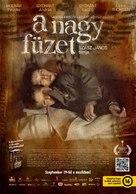 A nagy Füzet - Hungarian Movie Poster (xs thumbnail)