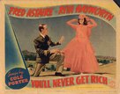 You'll Never Get Rich - poster (xs thumbnail)