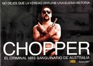Chopper - Spanish Movie Poster (xs thumbnail)