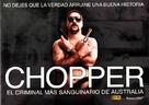 Chopper - Spanish Movie Poster (xs thumbnail)