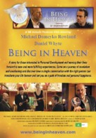 Being in Heaven - Australian Movie Poster (xs thumbnail)