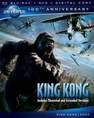 King Kong - Blu-Ray cover (xs thumbnail)