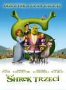 Shrek the Third - Polish poster (xs thumbnail)