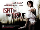 I Spit on Your Grave - British Movie Poster (xs thumbnail)