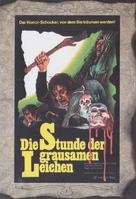 El jorobado de la Morgue - German Movie Poster (xs thumbnail)