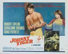 Johnny Tiger - Movie Poster (xs thumbnail)