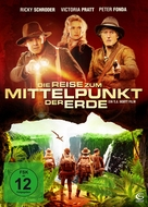 Journey to the Center of the Earth - German Movie Cover (xs thumbnail)