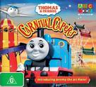 """Thomas the Tank Engine & Friends"" - Australian DVD movie cover (xs thumbnail)"