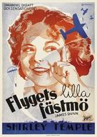 Bright Eyes - Swedish Movie Poster (xs thumbnail)