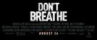 Don't Breathe - Logo (xs thumbnail)