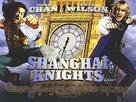Shanghai Knights - British Movie Poster (xs thumbnail)