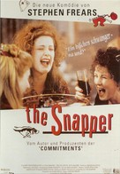 The Snapper - German Movie Poster (xs thumbnail)