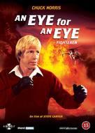 An Eye for an Eye - Danish DVD cover (xs thumbnail)
