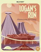 Logan's Run - British Movie Cover (xs thumbnail)