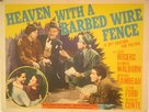 Heaven with a Barbed Wire Fence - Movie Poster (xs thumbnail)