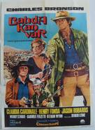 C'era una volta il West - Turkish Movie Poster (xs thumbnail)