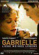 Gabrielle - German Movie Cover (xs thumbnail)