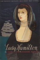 That Hamilton Woman - Polish Movie Poster (xs thumbnail)