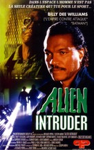 Alien Intruder - French VHS movie cover (xs thumbnail)