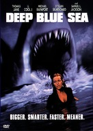 Deep Blue Sea - DVD cover (xs thumbnail)