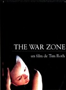The War Zone - French Movie Poster (xs thumbnail)