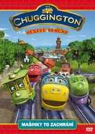 """Chuggington"" - Czech DVD movie cover (xs thumbnail)"