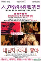 Vicky Cristina Barcelona - South Korean poster (xs thumbnail)