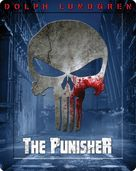 The Punisher - British Movie Cover (xs thumbnail)