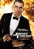 Johnny English Reborn - Italian Advance poster (xs thumbnail)