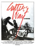 Cutter's Way - French Movie Poster (xs thumbnail)