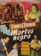 Black Tuesday - Spanish Movie Poster (xs thumbnail)