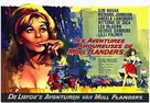 The Amorous Adventures of Moll Flanders - Movie Poster (xs thumbnail)