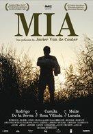 Mía - Argentinian Movie Poster (xs thumbnail)