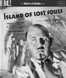 Island of Lost Souls - British Blu-Ray cover (xs thumbnail)