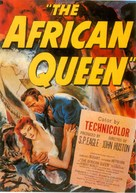 The African Queen - Movie Poster (xs thumbnail)