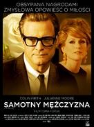 A Single Man - Polish Movie Poster (xs thumbnail)