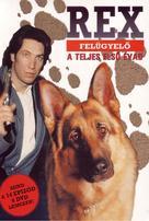 """Kommissar Rex"" - Hungarian DVD cover (xs thumbnail)"