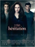 The Twilight Saga: Eclipse - French Movie Poster (xs thumbnail)