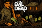The Evil Dead - Re-release movie poster (xs thumbnail)